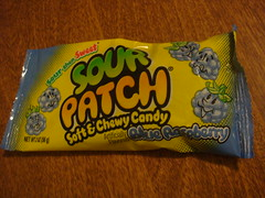 Sour Patch Blue Raspberry
