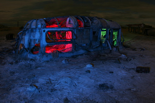 Close Encounters of the Bombay Beach Kind