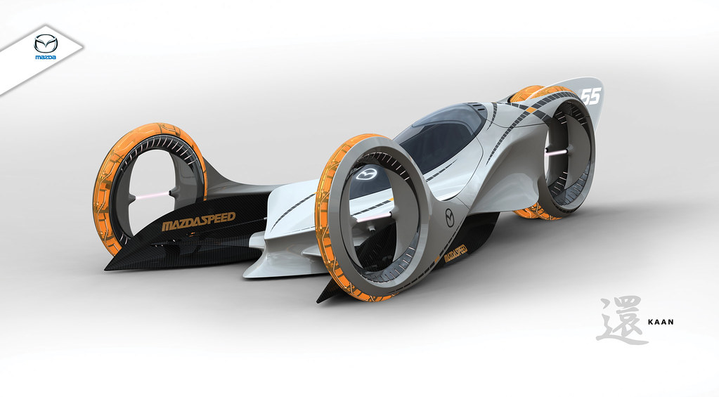 speed, power, performance Kaan Concept