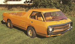 1972 Ford Explorer Cab-Forward (Concept Truck) (Custom_Cab) Tags: pictures show ford car truck design photo factory photos cab explorer release dream concept press 1972 forward