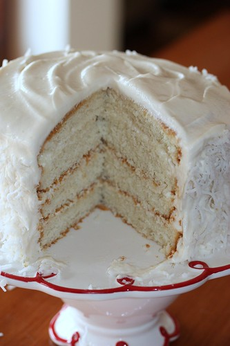 TENDER CRUMB: Southern Coconut Cake (The Cake Slice)