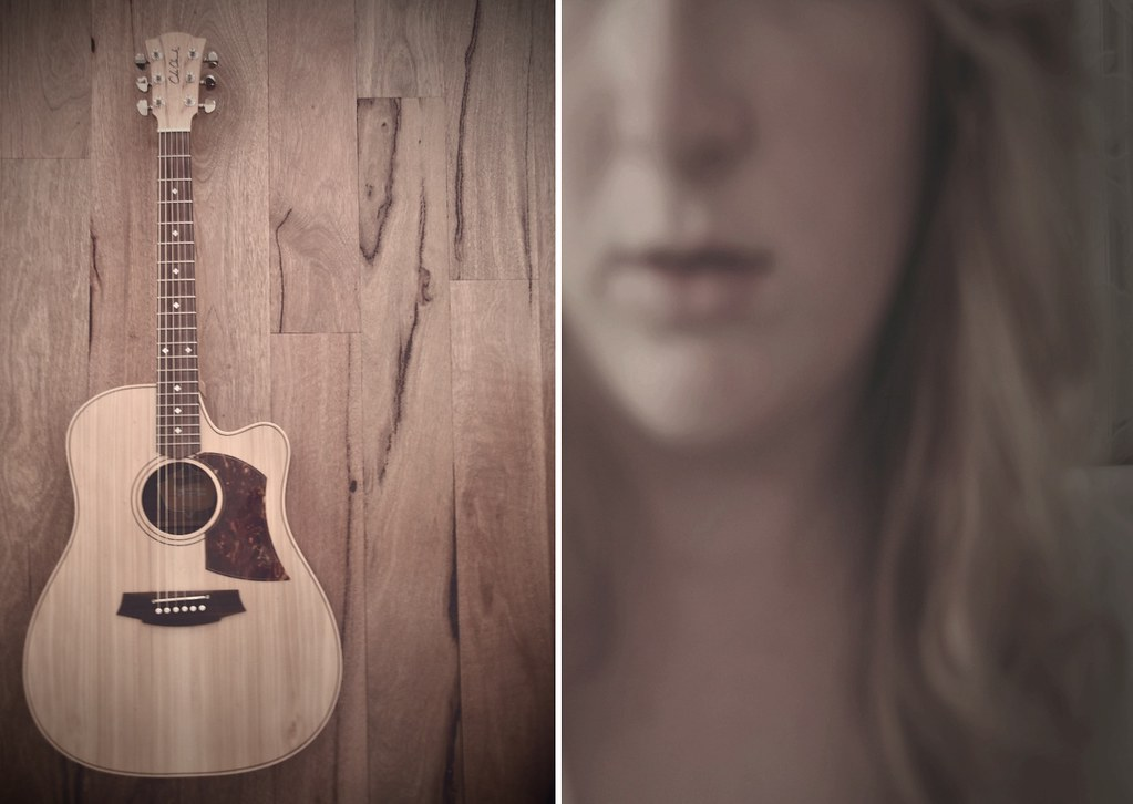 guitar + me