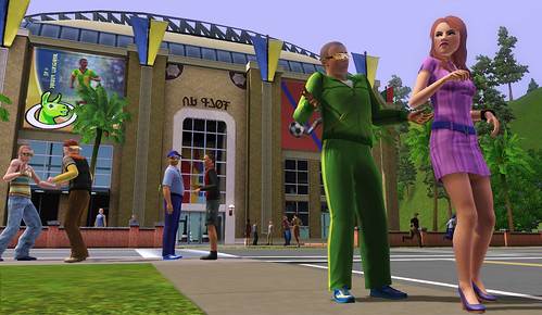 TheSims3_AthleticCareer.jpg by gcacho.