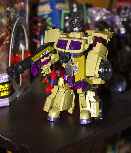 TF Animated Swindle