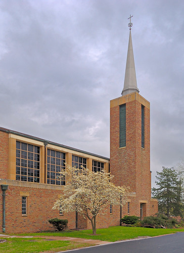 Saint Paul Roman Catholic Church, in Northwoods, Missouri, USA
