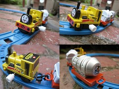 facey train quad view (a r b o) Tags: set train toy store plastic thrift facey 2dollarshop itonlycost350