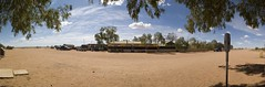 William Creek Hotel Pano