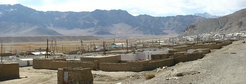 Long-lost photo - Murghab, Tajikistan