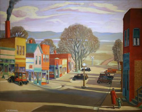 Parkville, Main Street