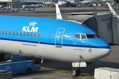 Boeing 737-8K2/WL 29595/552 PH-BXE KL (A380spotter) Tags: flight17092007kl1033amslhr15a0100 flight13042009kl1027amslhr24a0051 boeing 737 800wl phbxe havik hawk xe305 klmroyaldutchairlines klm kl kl1027 amslhr amsterdam schiphol eham ams
