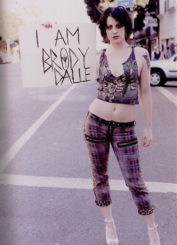 Brody Dalle by Hellen Williams.