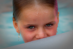 THE LOOK (Olim Kalimba) Tags: pool wasser porträt summertime portrt spoecki