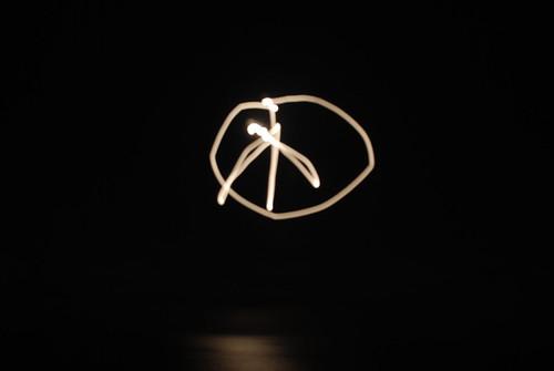 The moon= peace