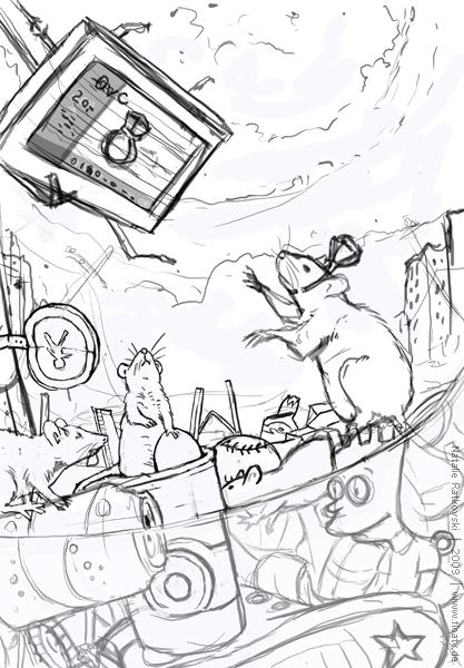 Sketch, EofW 2