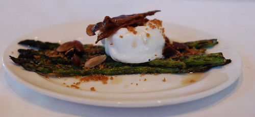 Burrata_asparagus_bacon_brownbutter_sicilian almonds