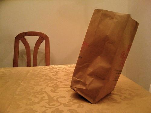 365 - paper bag
