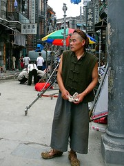 L1040286 (vinwong) Tags: china leica people shanghai leicadigilux2 digilux2 moviefactory filmfactory