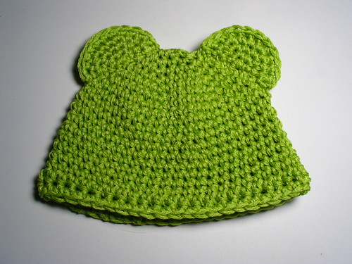 Little Bear Preemie Hat