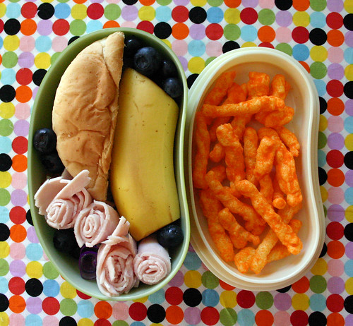 Preschooler Bento #227, by Flickr user Wendy Copley. Click image to view source.