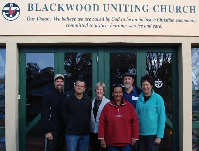Joint Kaurna/BUC Working Group at the Blackwood Uniting Church