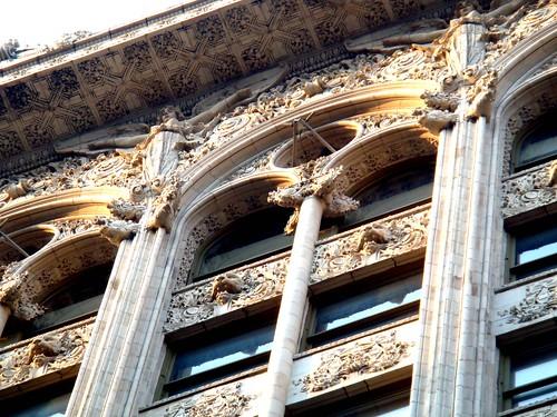 Louis Sullivan, Bayard-Condict Building