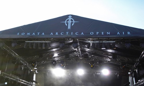Sonata Arctica Open Air