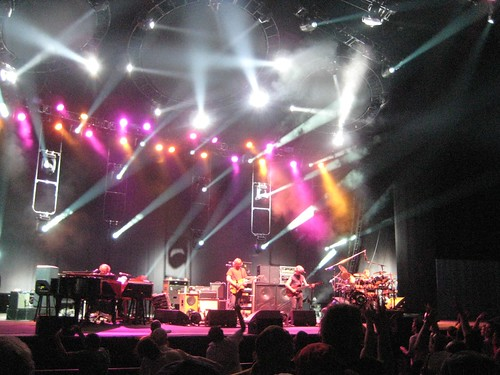 Phish @ Comcast in Hartford, CT 8/14/09 - 19