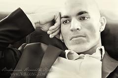 Paul (- Virgonc -) Tags: portrait man guy fashion studio paul lights eyes nikon suit portfolio d300 frfi virgonc wwwvirgonccom