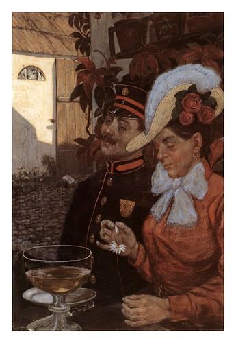 007-Idilio con cerveza 1902, Berlin, Berlinische Galerie-Hans Baluschek