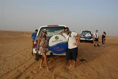 4x4 en el desierto