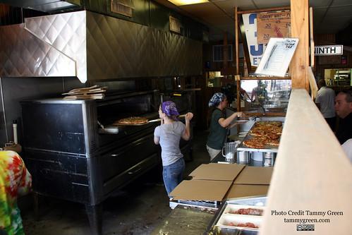 Shakespeare's Pizza Kitchen, Columbia, MO