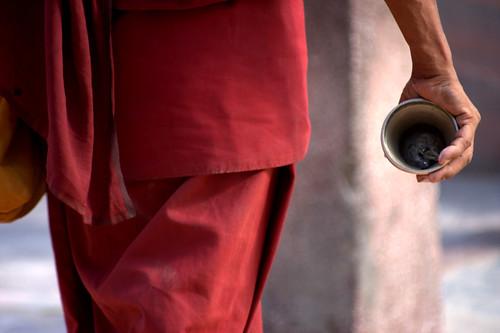 A Tibetan Monk & His Bell