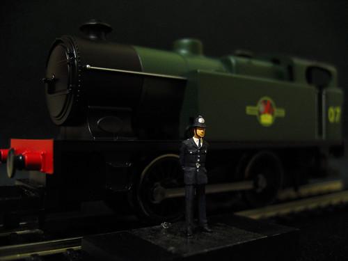 BritishRailway Industrial 0-4-0