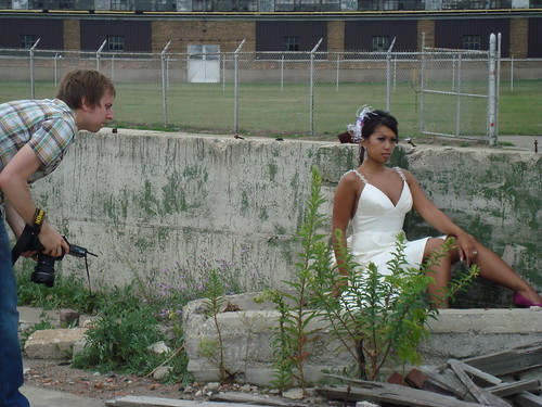 Trash the Dress with Mitch Ranger