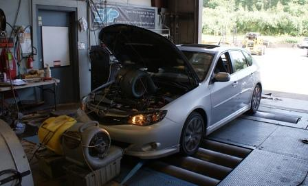 Dyno'd today - Stock vs  Cobb Stage 1 93 Oct