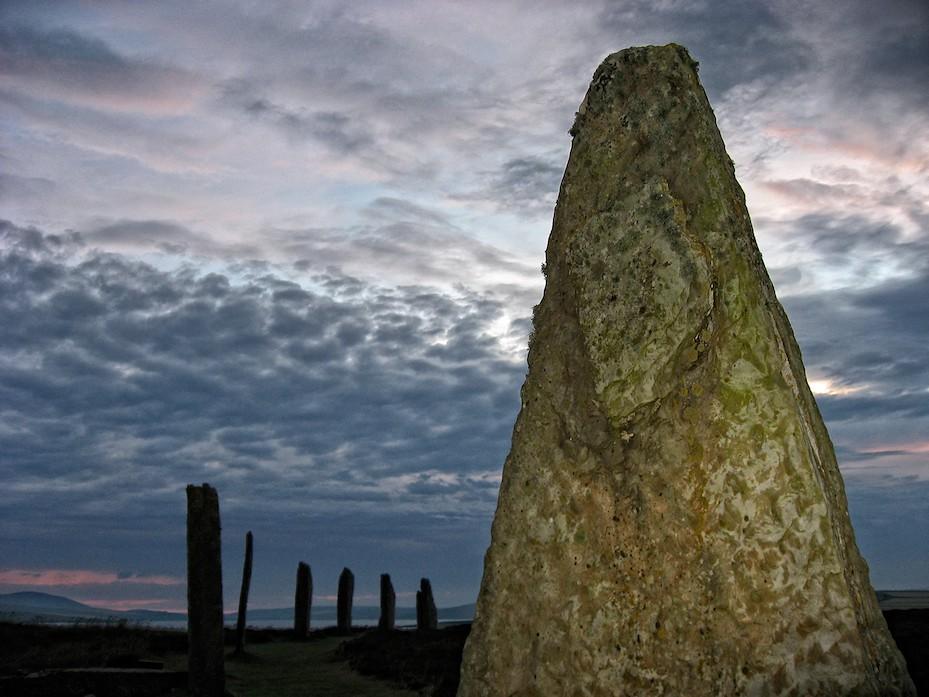 オークニー諸島の新石器時代遺跡中心地の画像 p1_25