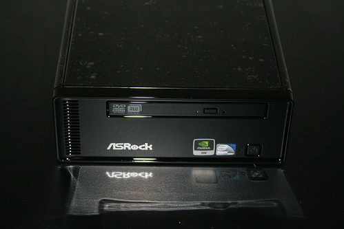 ASRock ION 330 Front