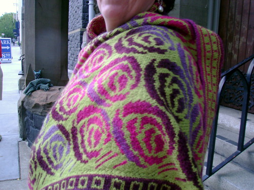 Summer Shawl (closeup)