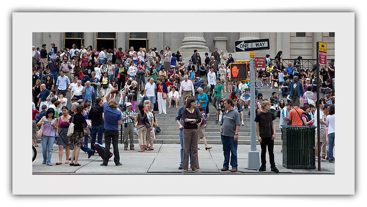 New York, August 2009