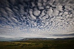 Heavenly Skies (Ptur Gunn Photograpphy) Tags: sky beautiful clouds photo iceland skies heavenly petur gunn abigfave platinumphoto grouptripod