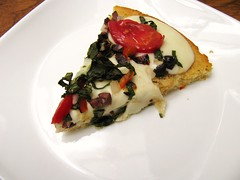 Gluten Free Uno Style Pizza with buttery crust! 3904552128_d21d3e06fc_m