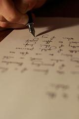 Write letter 01