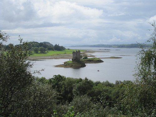 Castle Stalker from Castle Stalker View