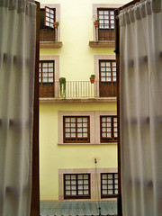 Mxico - Zacatecas - Hotel Emporio (Patrimonio de la Humanidad por la UNESCO) (Rosskka) Tags: hotel colonial unesco zacatecas patrimoniodelahumanidad hotelemporio patrimonyofhumanity
