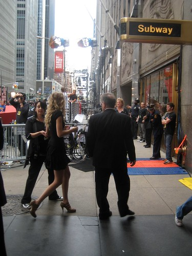 Taylor Swift at 2009 MTV Video Music Awards