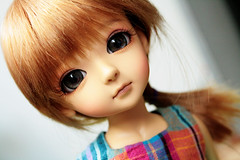 Norah (Fu) Tags: green doll coco limited norah tanned lati latidolll