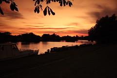 Thames September Sunset (mark.gascoine) Tags: sunset thames september gascoine platinumheartaward vanagram markgascoine