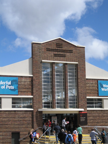 Centenary Hall, Melbourne Showgrounds
