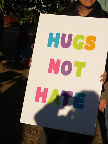 "Glenn Beck ""Hate is NOT a Skagit Valle by Erna-Louisa, on Flickr"