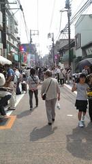 Aomono Yokocho Street Festival
